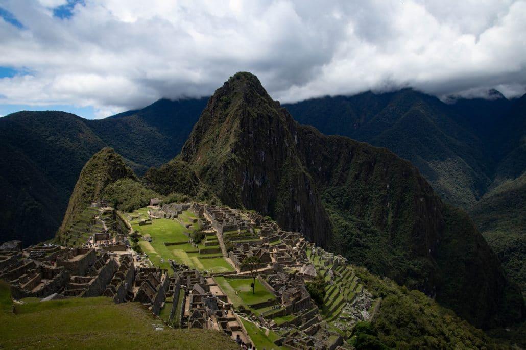 trek au pérou chemin de l'inca