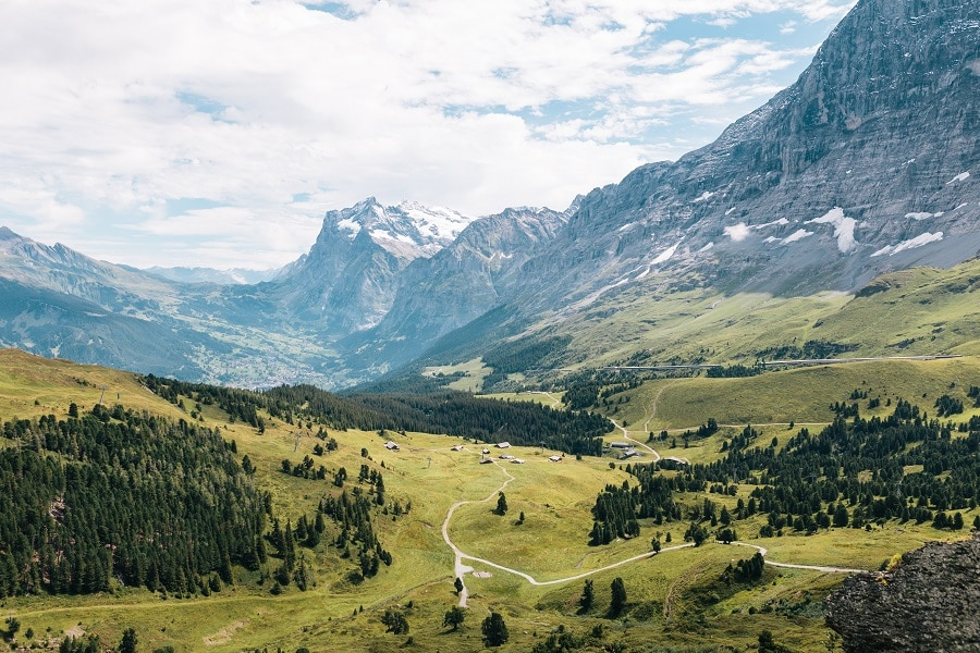 trek en france - Grande Traversée des Alpes